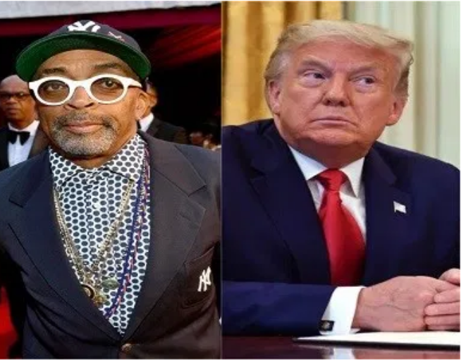 """""""I Pray To God"""" That Trump Is """"Out"""" Of The White House On November 3″- Spike Lee"""