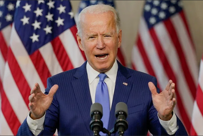 Biden urges Senate Republicans not to vote for SCOTUS nominee before election