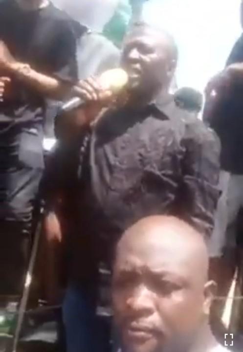 CSP Rabiu Garba Addresses Hoodlums That Came To Burn His Station In Onitsha