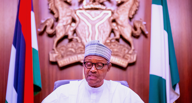 Looting: Turn Back Your Children If They Bring Back Unaccounted Goods – Buhari